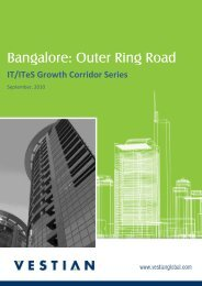 Bangalore: Outer Ring Road - Vestian