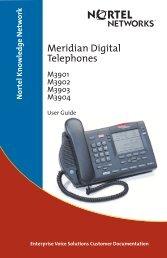 Meridian Digital Telephones