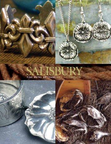 ASI 84605 - Salisbury Pewter