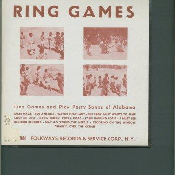 RING GAMES