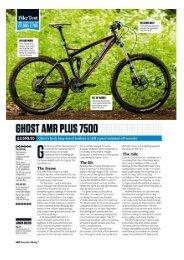 M - Ghost Bikes