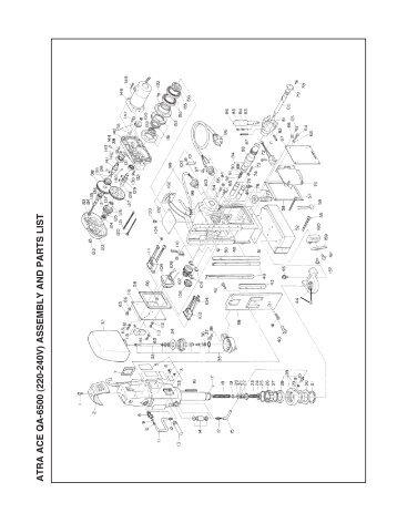 Nitto Qa 4000 Wiring Diagram