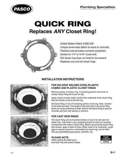 15//16PH Inv Ext Min Qty 250, Retaining Ring Pack of 250 Snap