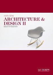 Architecture & Design - Le Temps