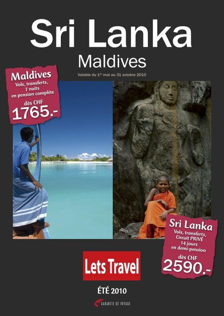MALDIVES - Lets travel