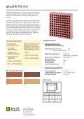 Prospekt akustik-Klinker (PDF) - Keller AG Ziegeleien - Page 2