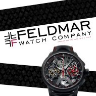 Download this catalog as a PDF. - Feldmar Watch Company
