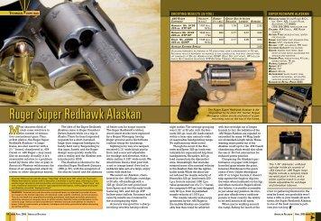 Ruger Super Redhawk Alaskan