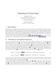 Rubidium 87 D Line Data - Daniel A. Steck