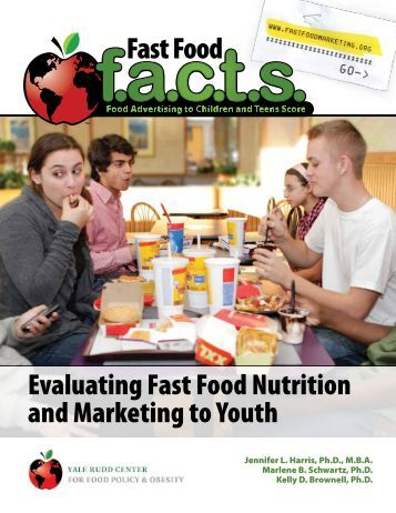 fast food and children Fast food can be described as the food that can be prepared and served quickly mcdonalds', kfc etc are well known fast food franchises.