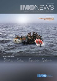 Piracy: orchestrating the response - IMO - International Maritime ...