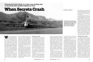 0701crash - Air Force Magazine