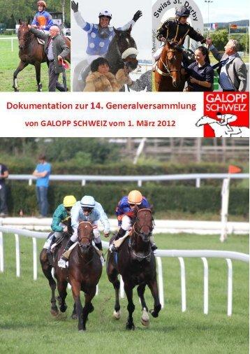 Jahresbericht 2011 - Iena