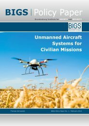 Unmanned Aircraft Systems for Civilian Missions - Microdrone