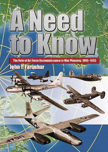 A Need to Know - eBook Collections