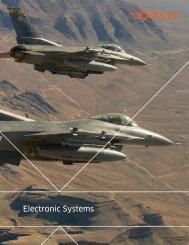 Exelis Electronic Systems Brochure - ITT Exelis