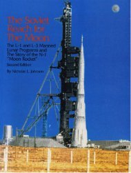 The Soviet reach for the moon - Lunar and Planetary Institute