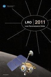 LRO 2011 - Lunar Reconnaissance Orbiter - NASA