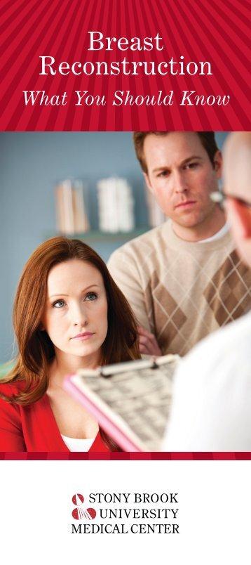 Breast Reconstruction - Stony Brook University School of Medicine