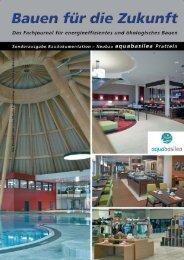 Bericht der ARGE Holzbau «aquabasilea - Lika-Media-Consulting