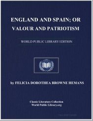 england and spain; or, valour and patriotism - World eBook Library ...