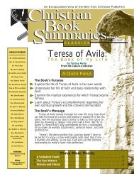Teresa of Avila: - Christian Book Summaries