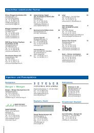 Bern 2008/09 - Kompetente Partner - Lika-Media-Consulting
