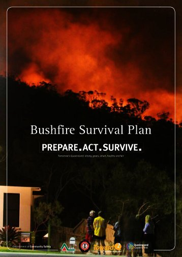 Prepare a Bushfire Survival Plan - Rural Fire Service