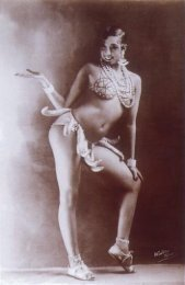 Josephine Baker - the home page table of contents
