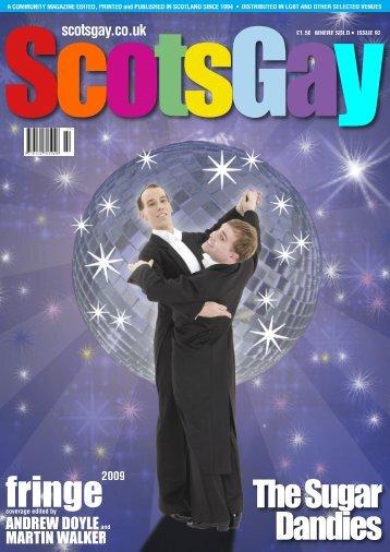 ScotsGay 92 - ScotsGay Magazine