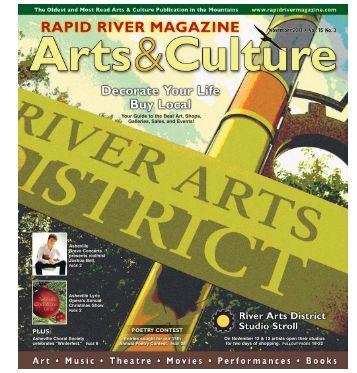 rapid river magazine november 2011