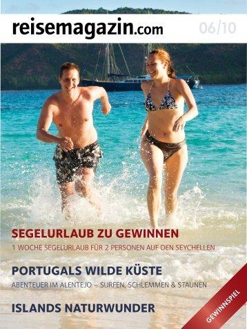 iPhone Reisemagazin.com 06 2010