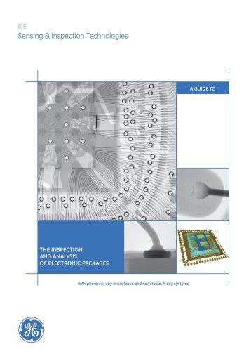 with phoenix|x-ray microfocus and nanofocus X - GE Measurement ...