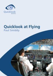 Quicklook at Flying - Quicklook Books