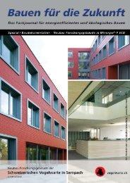 Die Schweizerische Vogelwarte Sempach - Lika-Media-Consulting