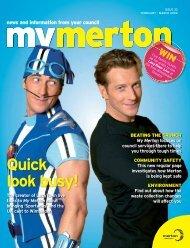 Quick look busy! - Merton Council