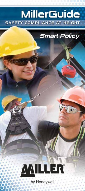 """Smart Policy """"MillerGuide"""" - Miller Fall Protection"""