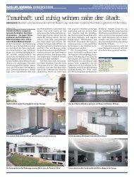 Baureportage Aargauer Zeitung - Lipp AG