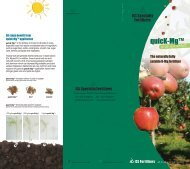 quicK-Mg™ - ICL Fertilizers