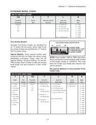 Model Year Lookup - Suzuki Outboard Marine Parts