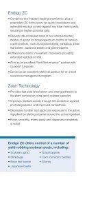 Endigo ZC Soybean Insecticide - Page 4