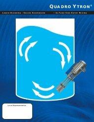 Quadro Ytron® C-Type Jet Mixer