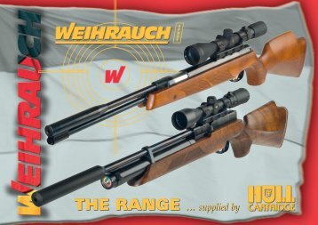 PAGE 1 WEIHRAUCH 07 CATALOGUE - Hull Cartridge