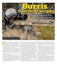 tactical scopes - Burris