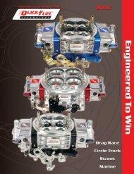 QFT™ catalog - Quick Fuel Technology