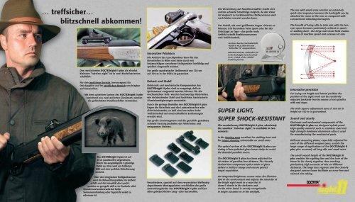 … treffsicher… blitzschnell abkommen! - Arms-cz