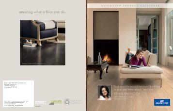 """"""" Explore all the possibilities from Quick•Step® to give your home a ..."""