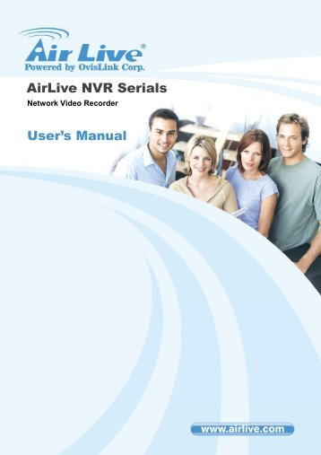 AirLive NVR Serials
