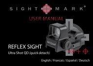 REFLEX SIGHT - Sightmark