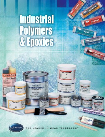 Industrial Polymers & Epoxies